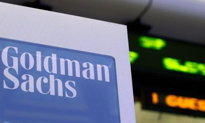 Goldman Sachs Reports a more than Expected Quarterly Profit