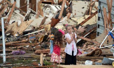 Oklahoma Tornado death toll
