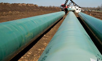 US Decision about the Keystone Pipeline is being deliberated