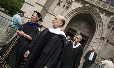 Bernanke Provides Seniors Suggestion from Love to Finance