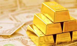 Gold rate slashed below 1200 an ounce