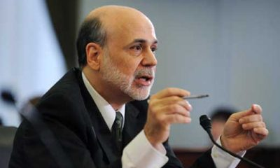 Obama Hints Plans to Relieve Fed Chief Bernanke