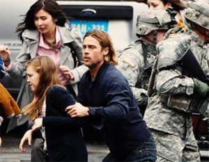 World War Z Poised to Flex Muscles at the Box Office