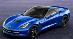 2014 Corvette powerhouse at 455 horsepower