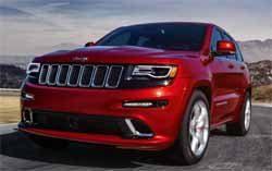 2014 Jeep Grand Cherokee wins SUV Challenge