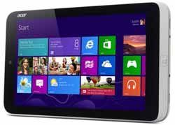 Acer Introduces Acer Iconia W3 Tablet PC