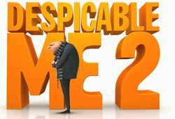 Despicable Me 2 Easily Overshadows The Lone Ranger