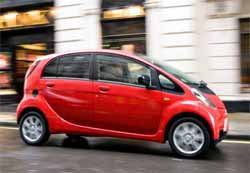Mitsubishi i-MiEV is 100000 electric vehicle sold in US
