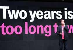 T-Mobile Enables Handset Replacement Twice Each Year