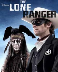 The Lone Ranger  struggled through the July fourth weekend