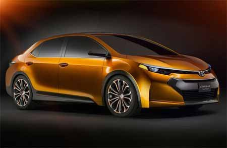 Toyota releases new version of Corolla-b