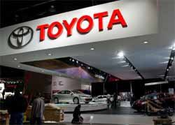 Toyota top automaker in 2012 patents