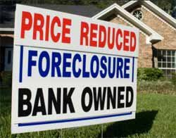 Wisconsin county sees foreclosures drop