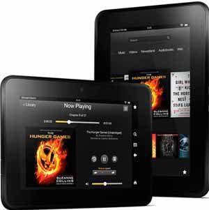 Amazon Announces $40 Price Slash for its Kindle Fire HD Tablet