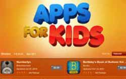 Apple Inc Adds 'Kids Apps' Section to Its App Store Review Guidelines
