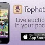 Fast-Paced Live Auction App 'Tophatter' Now Optimized for iPad