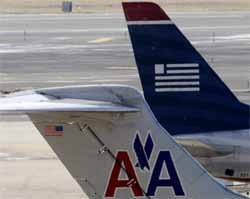 Government to Block American Airline's Merger with U.S. Airways