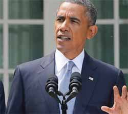 Obama now facing human shields in Syria