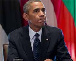 Obama signals US may take military action alone in Syria