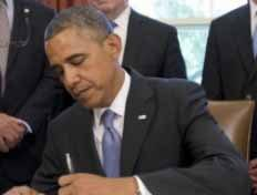 Obama signs Bipartisan Student Loan Bill