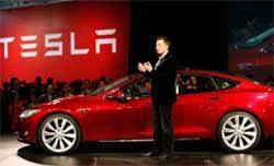 Tesla Motors Stocks see Major Jump