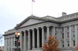 US Treasury to hit debt limit