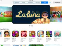 Apple Inc NASDAQ AAPL Integrates 'Kids' Category into its App Store