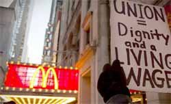 Fast Food Strikes Continue with a 58 City Walkout