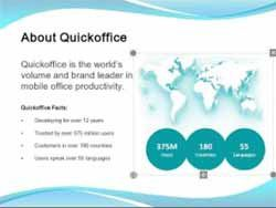 Google Inc's QuickOffice Turns into a Free-for-All App