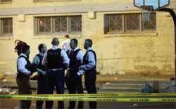Mass shooting in Chicago Park