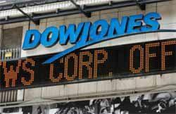 Stocks cut from Dow Jones Industrial Average