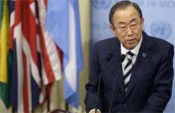 UN finds clear evidence of chemical weapons