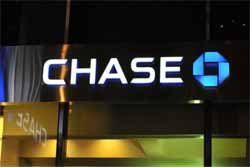 Chase expecting a financial calamity in the next few months