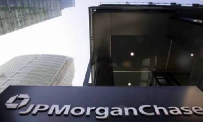 Where will the money from JPMorgan's fine go