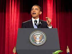 Obama claims that he is not a particularly ideological person