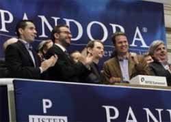 Pandora Misses on Earnings