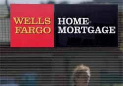 Today's mortgage interest rates at Wells Fargo
