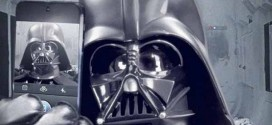 Star Wars Goes to Instagram; Posts Darth Vader's Selfie