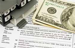 Mortgage Interest Deduction Savings for Middle Class Down
