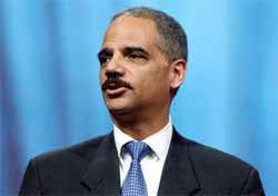 Attorney General Eric Holder- No Banks Too Big To Indict