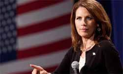 Rep Bachmann - Obama legacy one of lawlessness