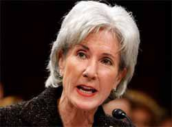 Sebelius tells people to get in line for coverage