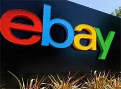 eBay invests US 133.77 million