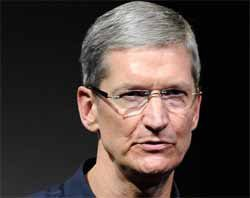 Apple Inc AAPL CEO Tells Investor To Get Out Of This Stock