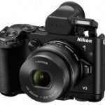 Nikon Unveils New Nikon 1 V3 Mirrorless Camera