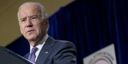 Vice President Biden gives stern warning to Russia