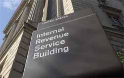 IRS Report - Conservative Groups Were Targets