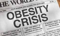 Obesity Now A Worldwide Health Concern