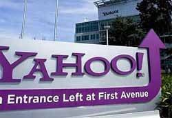 Shares in Yahoo Spike 7.5 percent due to Strong First-Quarter Report