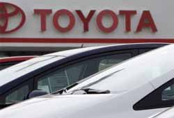 Toyota to Pay Huge Fines for Safety Issues